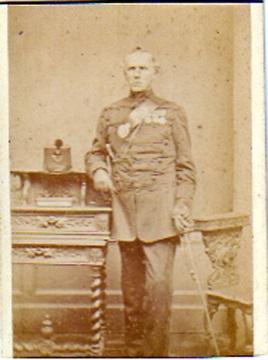 Sergeant John Douglas