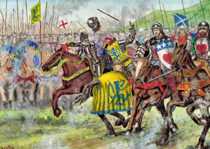 Battle Of Shrewsbury