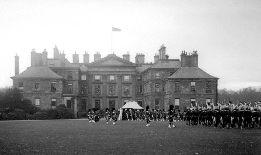 Dalkeith United Kingdom  city images : Dalkeith Palace